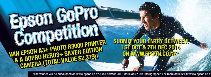 Epson GoPro Competition