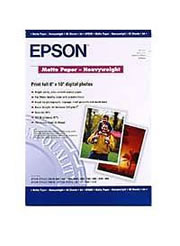Epson Presentation Paper 167gsm Heavy Weight Matte A3+ (50pcs)