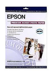 Epson Photo Paper 255gsm Premium Gloss A3+ Sheet Media (20pcs)