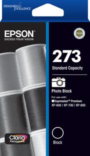 Epson 273 PH Blk Ink Cart