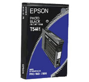 Epson UltraChrome 220ml Photo Black Pigment Ink Cartridge