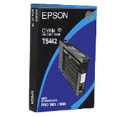 Epson UltraChrome 220ml Cyan Pigment Ink Cartridge