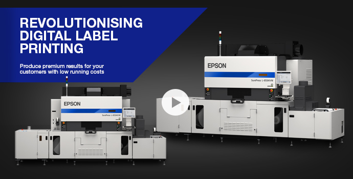 Epson industrial printing solutions