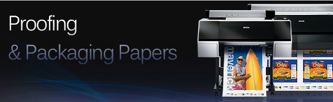 Epson Proofing and Packaging Papers