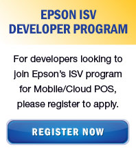 Epson Developer Program