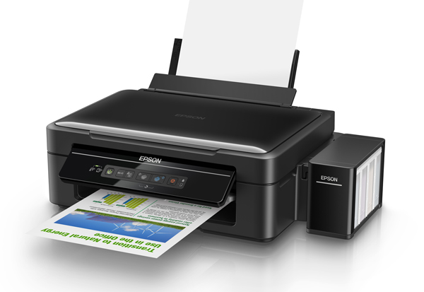 How to connect epson l405 printer to wifi router