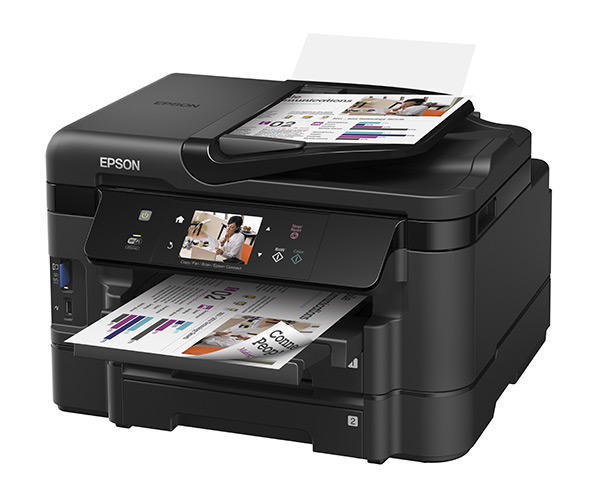 Epson WorkForce WF-3540 Printer Vista